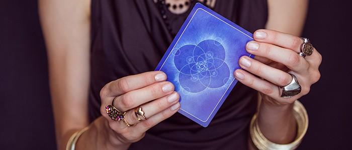Proricanje sudbine kartama
